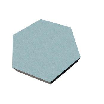 PolySound ECO Hexagon Ø200mm - Farbe: himmelblau...