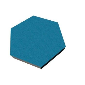 PolySound ECO Hexagon Ø200mm - Farbe: taubenblau...