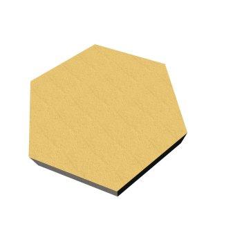 PolySound ECO Hexagon Ø200mm - Farbe: pastellgelb...