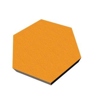 PolySound ECO Hexagon Ø200mm - Farbe: sonnengelb...