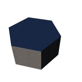 PolySound ECO Hexagon Ø200mm - Farbe: nachtblau...