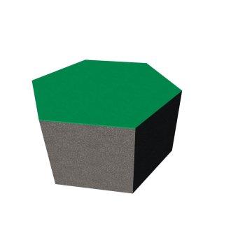 PolySound ECO Hexagon Ø200mm - Farbe: grün...