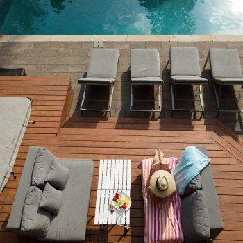 Outdoor Polster Zuschnitt - für deine Sonnenliege...